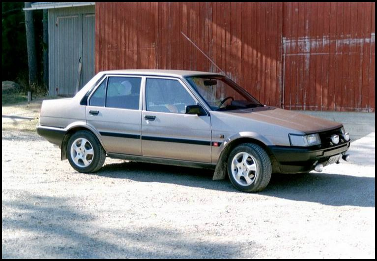 Toyota Corolla 1 8 Dx Diesel 87